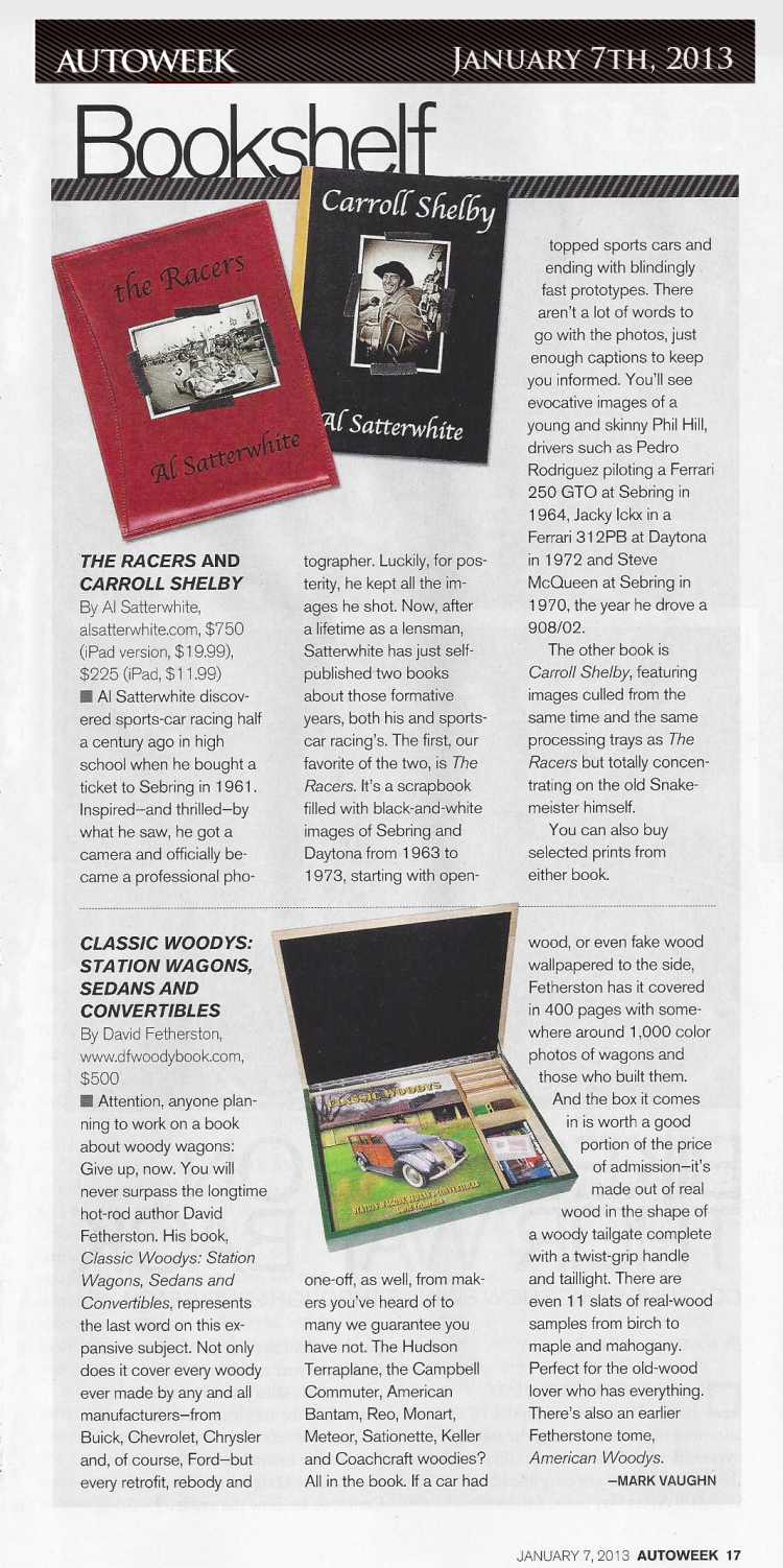 AutoWeek Jan 7 2013
